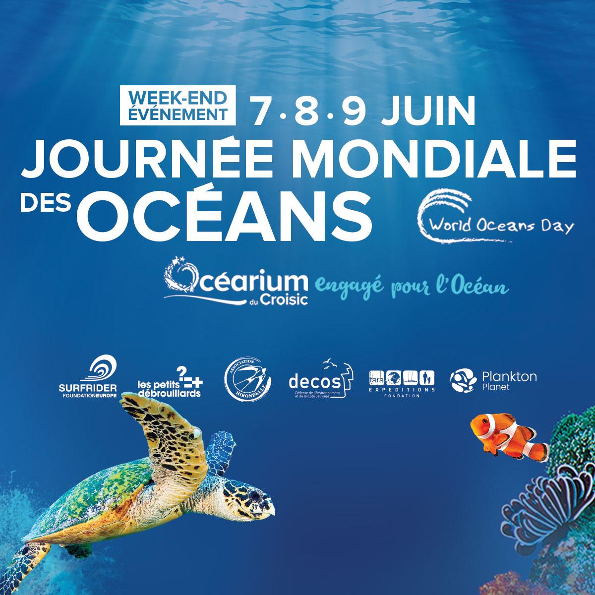 Visuel JMO Ocearium du Croisic