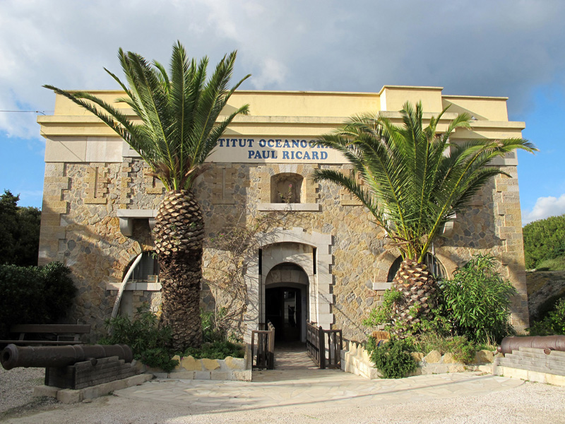 Fort St Pierre-IOPR